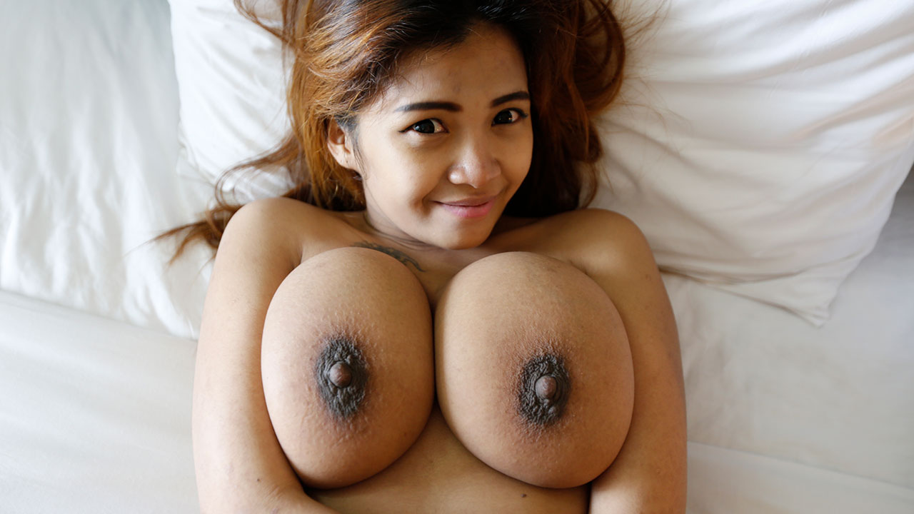 huge asian tits