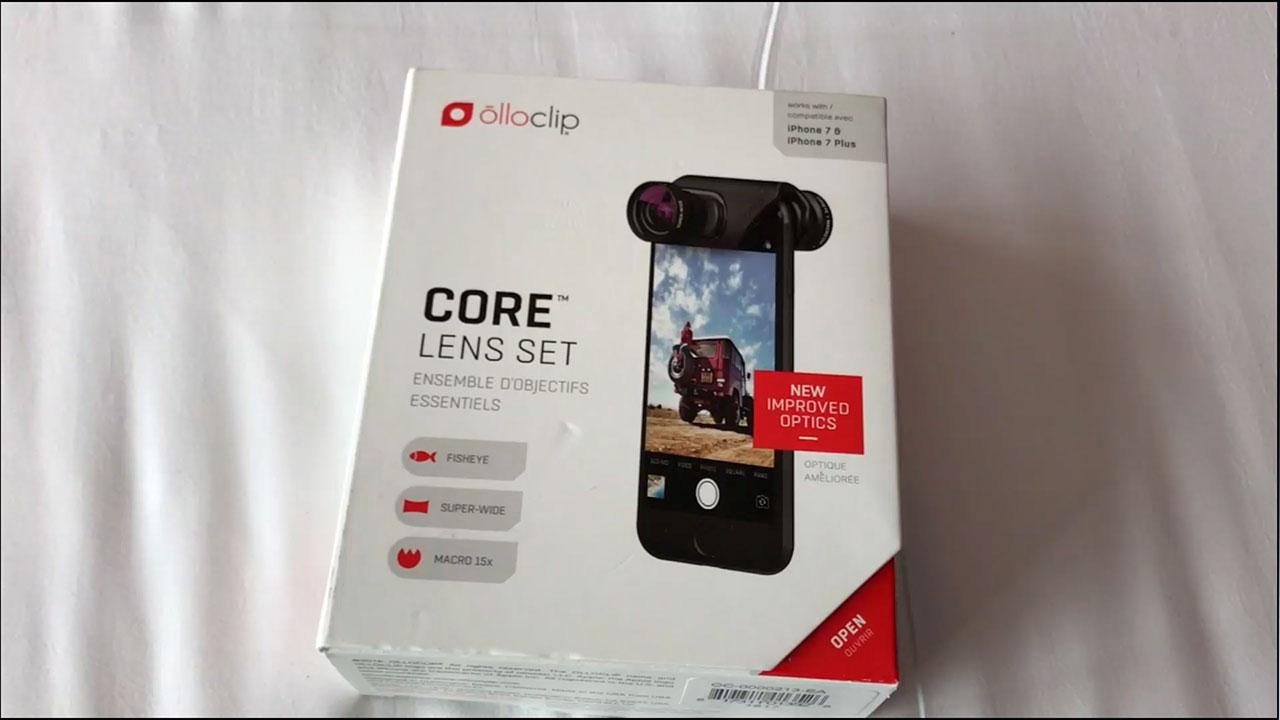 Personal Olloclip CORE Lens Set Review
