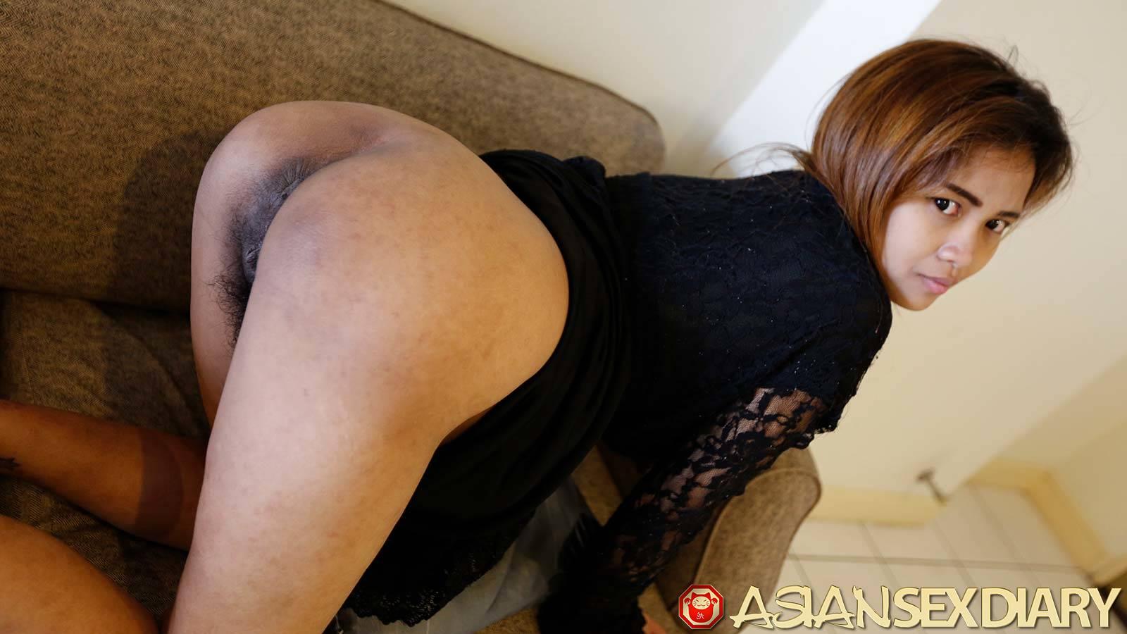 Tiny asian ass pics