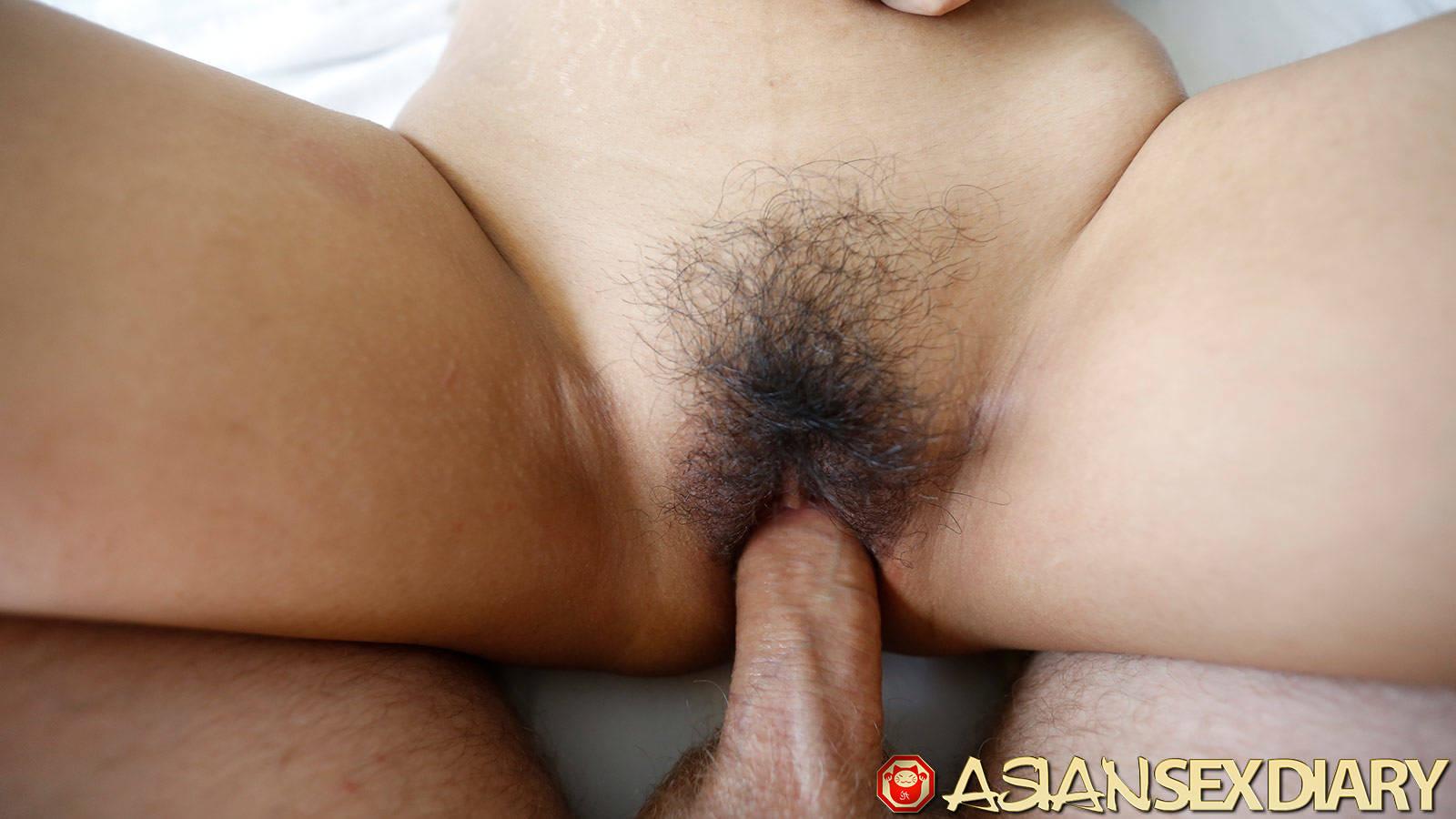 Clos up penetration bushy