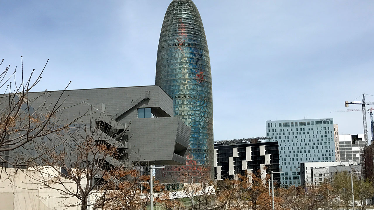 City Center Of Barcelona Arrival on Asian Sex Diary adult gallery