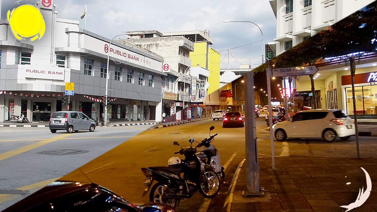 SHOPPING IN IPOH And Visit To KFC on Asian Sex Diary