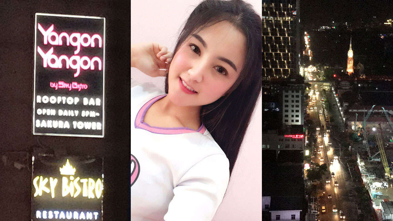 Sex girl yangon Underground nightlife